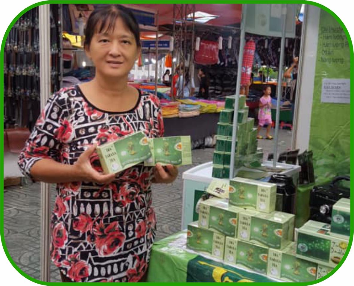Chị Lê Ngọc Hoa (TP.Cần Thơ)